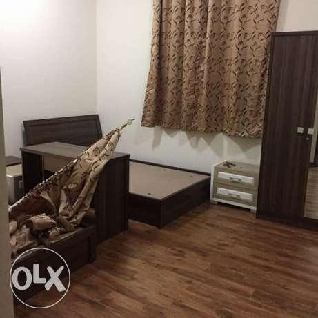 Unfurnished 2-Bedrooms Flat in AL Nasr, QR.7500
