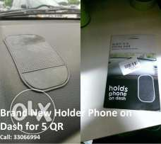 Brand New Holder Phone on Dash for 5 QR