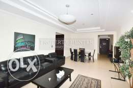 Fully Furnished elegant one bed residence