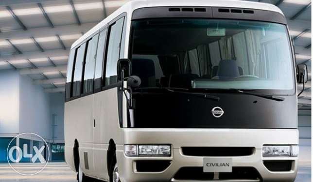 New buses( 66 / 30/ 15 )seater for rent in best price