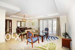 2 Bedroom fully furnished with ecstatic marina view