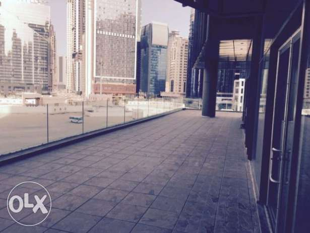 Fully-Furnished, Office Available in West bay الخليج الغربي -  5