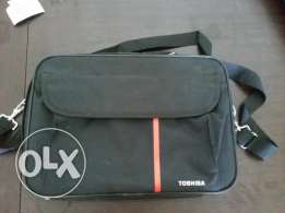 Bag for Toshiba laptop with red strip