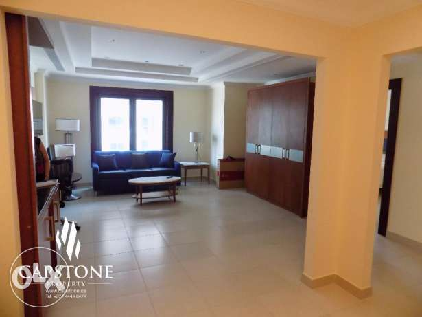 FREE ONE MONTH, 1BR Apt in Porto Arabia - The Pearl الؤلؤة -قطر -  3