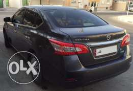 Nissan Sentra ( SV ) 1.6L CVT Grey Color 28000 Km Running