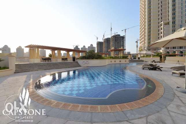 FREE First Month, 1BR with Stunning View الؤلؤة -قطر -  6