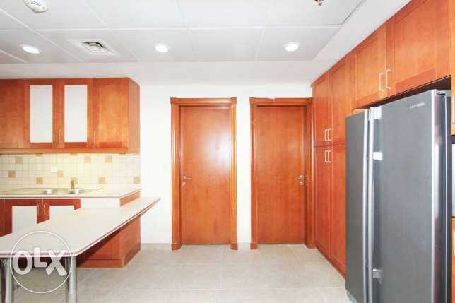 SF 3+Maid Apartment with Sea View Attraction الؤلؤة -قطر -  3