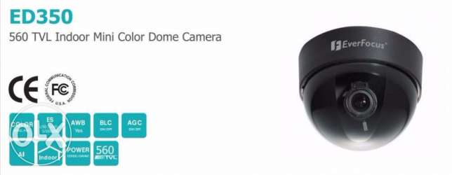 Brand New Indoor Dome Cameras for Sale