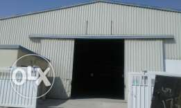 For rent garage size 600mq