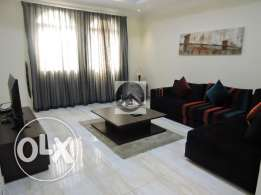 3-Bedroom furnished for rent in Brand new building