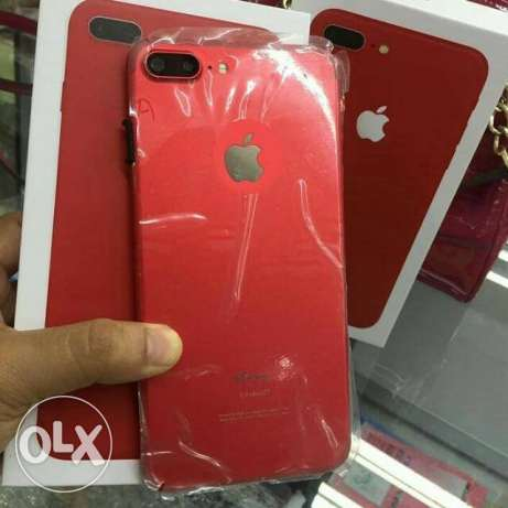 Brand New Apple iPhone 7 plus Red