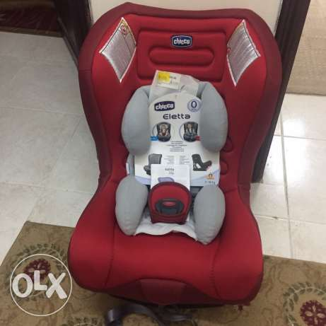 Chicco Eletta car seat - brand new not used