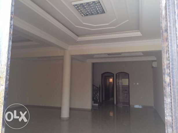 villa in ain khalid without A/C 4BHK