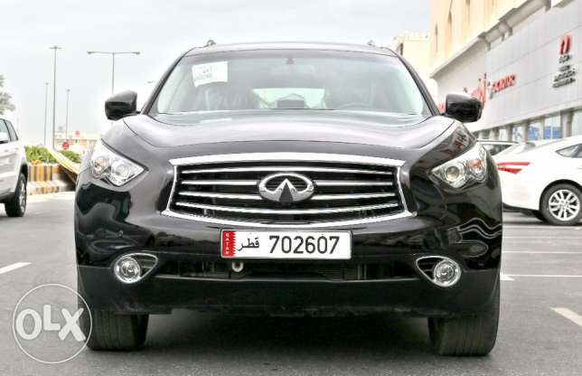NEW Infiniti Luxury QX70 2016