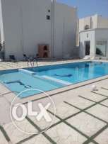 Three Bedroom Semi-furnished Compound villa in Old Airport QR11,500