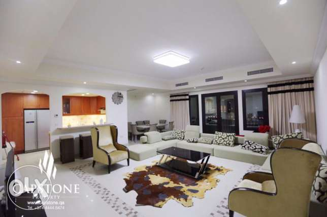 Unbeatable Price! 3BR Apartment with Excellent ROI الؤلؤة -قطر -  2
