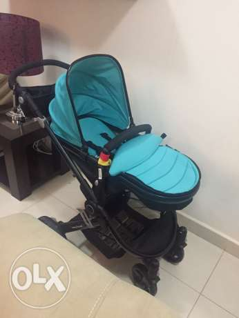 BabyTrend Stroller plus Carseat