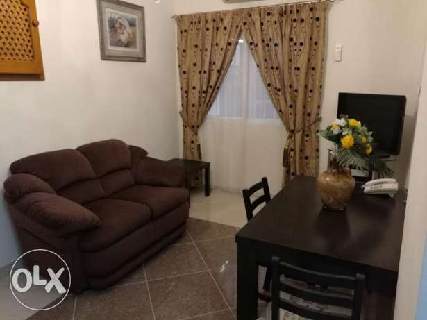 2 Bed Room FF Apartment in matar qadeenm