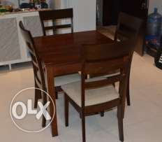 Fold out dining table for sale