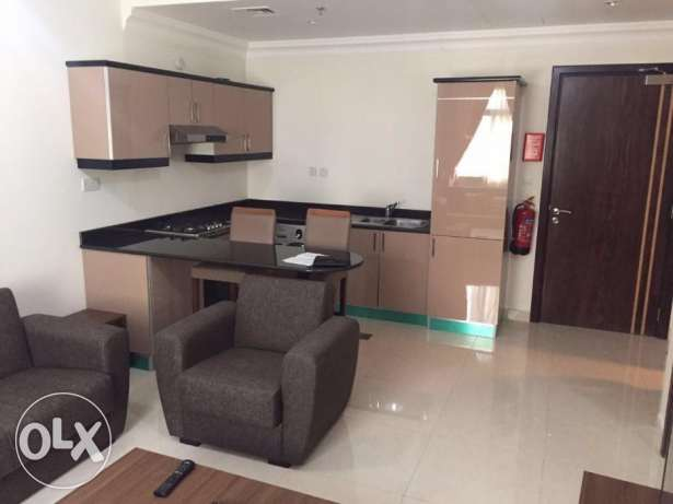 Fereej Abdul Aziz = Full Furnished & Lux 01BHK flat