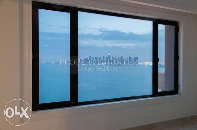 Full Sea view 2 Bedrooms Prime Apartment الؤلؤة -قطر -  1
