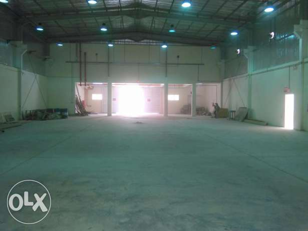 Approved warehouse, with fire fighting and safety system- Street 39