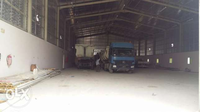 Store for rent at Doha Industrial Area