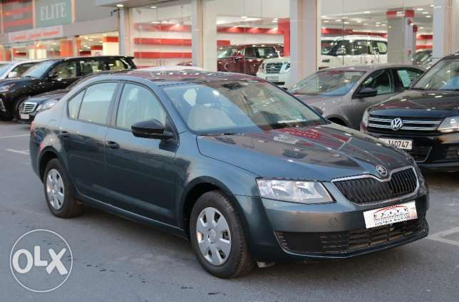 skoda octavia 2016 standred