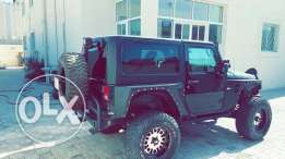 Fully modified Jeep Wrangler Urgent Sale