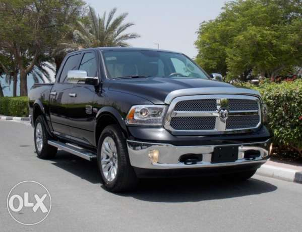 Brand new 2017 Dodge Ram 1500 LongHorn 5.7 L V8 Full Option