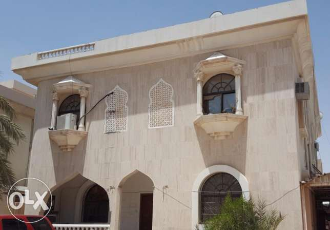 spacious 2bhk in al rauda close to almeera back side ansar