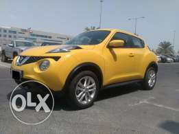 Nissan Juke 2016 - ALL Colors Avilable
