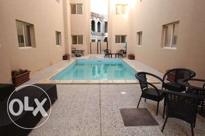 Laxury compound apartment al Wakra 2 bhk for 5,500