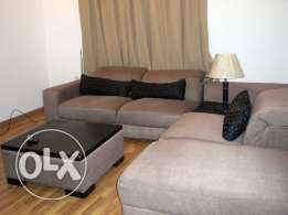 2-Bedroom Fully-Furnished Flat in {Najma}