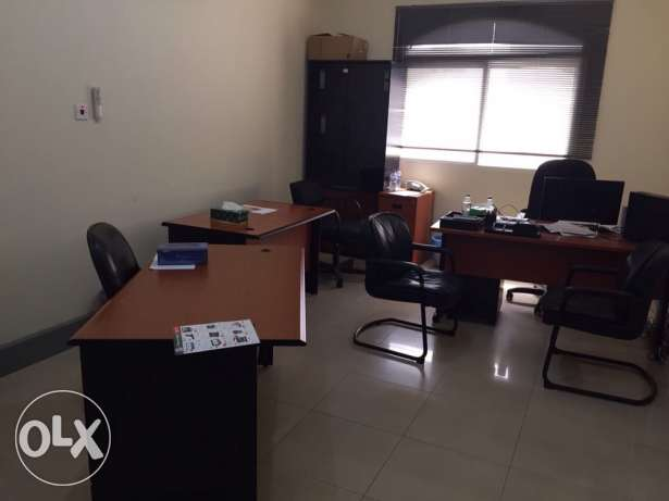 F/F Office Rent at Mumtaza 6,000