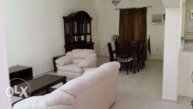 3 BR U/F & FF Compound Villa near Sports Club