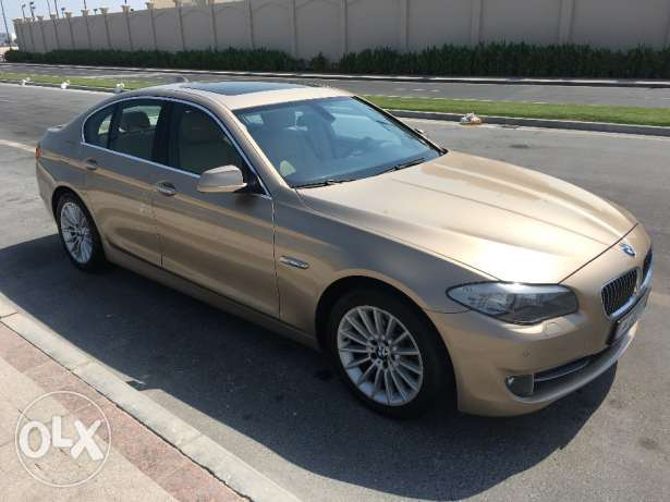 BMW 530i in perfect condition for sale الؤلؤة -قطر -  2