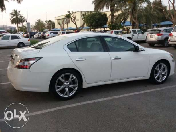 Nissan Maxima 2012 for sale!