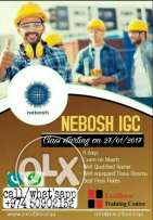 Learn Nebosh and be a safety officer
