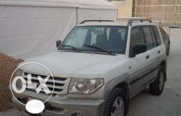 Pajero io for urgent sale - Leaving Qatar