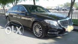 Mercedes S400 model 2016 accident free, perfect condition