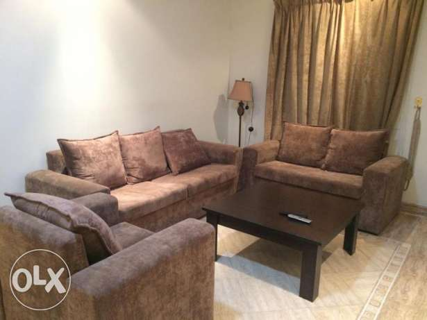 Spacious 2BHK apartment available in al sadd with ONE MONTH FREE