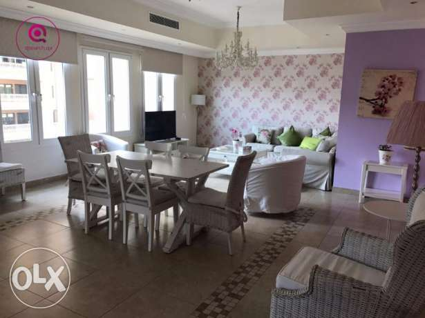 Lovely 3 bedrooms in the pearl
