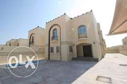 Specious 7 bhk villa available at wukair for 14000