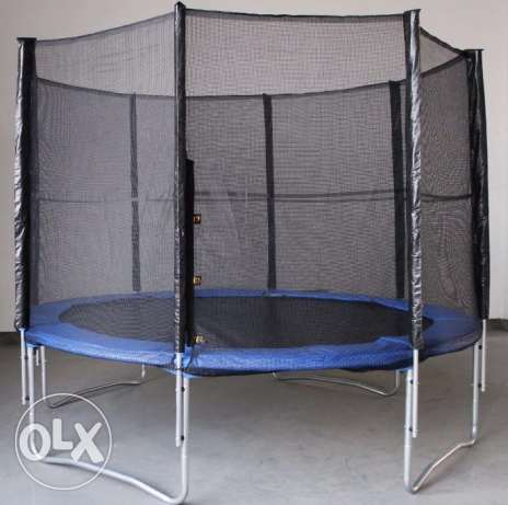 Special Offers for brand new Trampolines / Bounce mat.