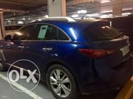 QX70 price reduced for quick sale