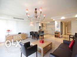 Amazing View 1BHK Fully Furnished - PORTO ARABIA