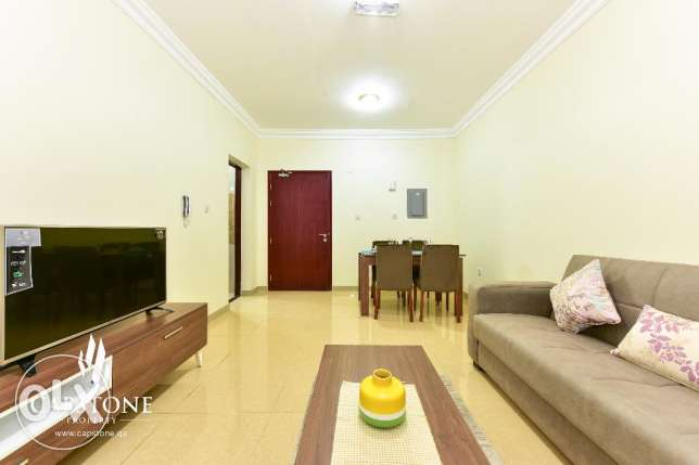 No Commission - Brand New, Fully-Furnished 2BR Apt. in Old Airport