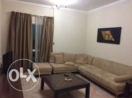 Fully - furnished / 2-bhk flat in al Sadd