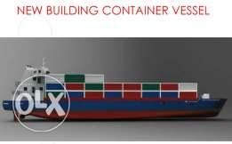 Sale container vessel